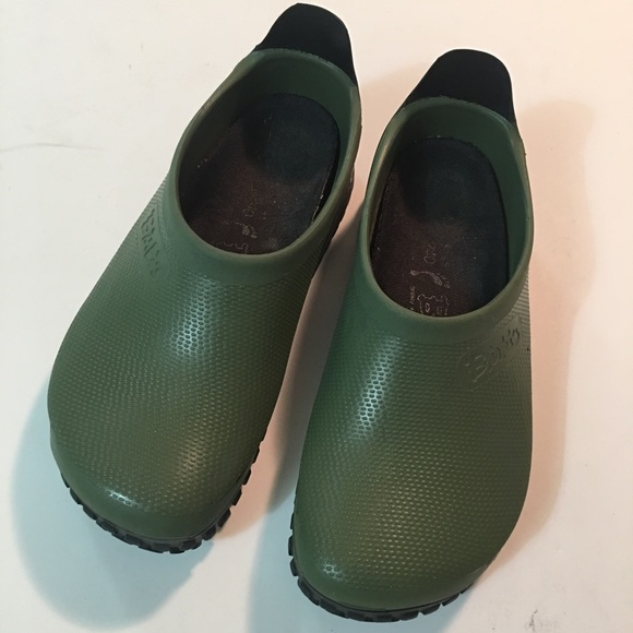 efa6db54a975f Birkenstock Shoes - Birkenstock Super Birkis Mule Clogs Narrow W6 M4